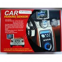 Navigold DS-041 Kameralı 4.3 inç LCD Ekranlı Park Sensörü
