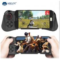 Kablosuz Bluetooth Gamepad Oyun Kontrolörü Teleskopik Joystick PU