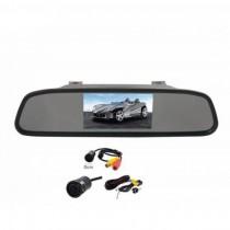 NAVİGOLD DS4300 Dikiz Ayna Monitör EKRAN+Araç Geri Vites Kamerası