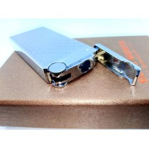 Usb Şarjlı Alevsiz Elektronik Çakmak Rezistanslı Metal Çakmak
