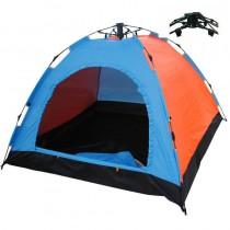 3 Kişilik TAM OTOMATİK Kamp Çadırı 200x150x120