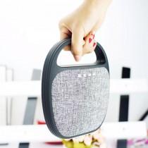 Dış Mekan Bluetooth Speaker Kumaş Tasarımlı Wireless Hoparlör