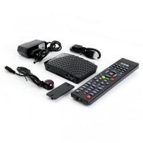 Wex Black Mini HD Uydu Alıcısı 5000 Kanal Kapasiteli 1080P Uydu