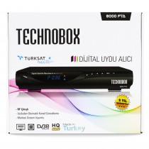 Technobox 8000 FTA Sd Uydu Alıcısı 4000 Kanal Kayıt Uydu Alıcısı