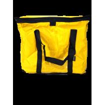 Sarı 32 Litre Termos Çanta Araç Soğutucu Plaj Piknik Çantası