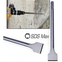 SGS SDS Max 18X600X40 Geniş Keski Kazıma Kırma Keski