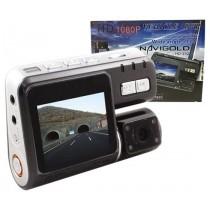 Navigold HD-202 Full HD Çift Kameralı Araç İçi Dvr Set