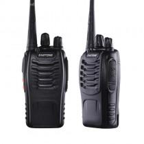 2 ADET Zastone ZT-V68 UHF 400-470MHZ Profesyonel Telsiz 16 kanal