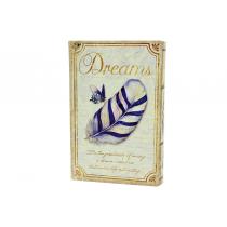 Kutu Kitap Aynalı Dream Kitap Kutusu Kitap Raf