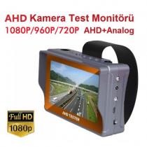 CCTV Analog AHD Güvenlik Kamerası Test Monitörü