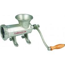 ORJİNAL Tuğra Çelik Kıyma Makinesi Çevirme Kollu NO 22
