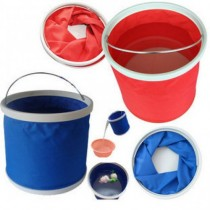 10 LİTRE KATLANIR KOVA.. Katlanır Kova - Foldaway Bucket