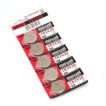 Maxell CR2430 5 li Lithium Pil