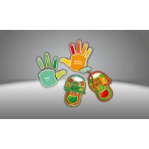 KS Games Bağcıklar ve Parmaklar Okul Öncesi Çocuk Akıl Zeka Oyunu