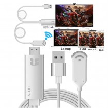 Mirascreen A2 Wireless Hdmi Kablosuz Görüntü Aktarım Kiti