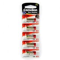Camelion 23A 5 Lİ  alkaline 12v oto kumanda alarm pili