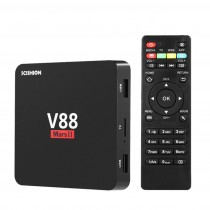 V88 Mars II Android TV Box Android 6.0 2G/8G WiFi 4K Media Playe