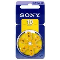 SONY PR70 10 Pili 6 ADET PİL (TEK PAKET)