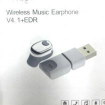 Profesyonel Mini 4.1 Bluetooth Kulakiçi Kulaklık Şarjlı