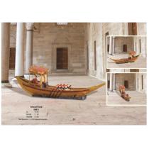 Osmanlı Saltanat Kayığı Osmanlı Maket Kayık Biblo