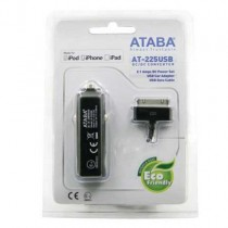 ATABA AT 225 USB Adaptör İphone Şarj Cihazı  iPhone - iPad -iPod