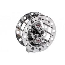 Saat Çark Gümüş Masa Üstü Saat