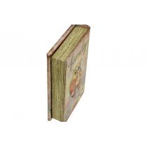 Kutu Kitap Aynalı Baykuş Kitap Kutusu Kitap Raf