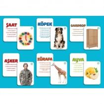 150 Parça Kavram Kartlarım - Eğitici Öğretici Hafıza Ve Zeka Geli
