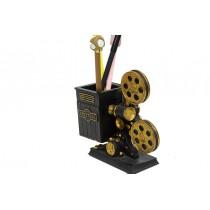 Kalemlik Projektör Hediye Kalemlik Kırtasiye Set