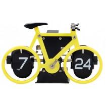 Saat Bisiklet Flip Masa Üstü Saat