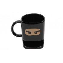 Kupa Kurabiye Yuvalı Ninja Çay Bardağı Kahve Fincanı Termos