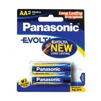 Panasonic Evolta 1.5V  Kalem Pil 2li