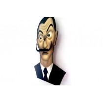 Duvar Saati Saat Sarkaçlı Salvador Dali