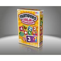 KS Games Eğitici Oyun Numbers Game Sayıları Öğreniyorum 45 Parça