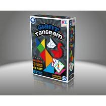 KS Games Eğitici Oyun Giant Tangram Zeka Akıl Oyunları