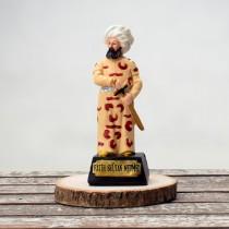 Fatih Sultan Mehmet Biblosu Osmanlı Sultan Maket