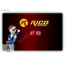 RICO PROFESYONEL 1.KALİTE ÇEMBERLİ OTO FİLİTRE ANAHTARI