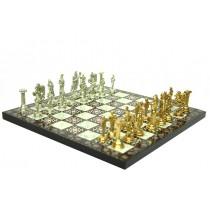 Satranç Seti Zamak M Metal-Prinç Santranç Seti Satranç Takımı