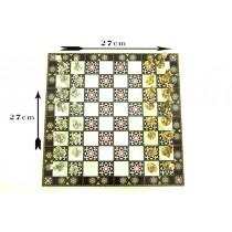 Satranç Seti Zamak XL Metal-Prinç Santranç Seti Satranç Takımı