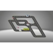 KS Games Trafik Öğreniyorum Puzzle ve Eğitici Zeka Akıl Oyunları