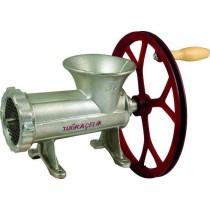 Tuğra Çelik 32 Numara Kasnaklı Kıyma Makinası Et Çekme Makinesi