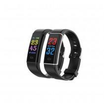 D12 0.96 '' TFT Renkli Ekran Akıllı Bileklik Sporcu Sağlık Saati
