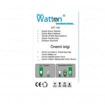 Blackwatton Wt-193 % 80 Tasarruflu 5W Ampül Lamba Avize Işıldak