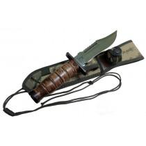 29 Cm TC.Komando Bıçağı Kamp Bıçak