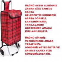Pazar Arabası Çantası Pazar Çantası SADECE ÇANTA ARABA DEĞİLDİR!!