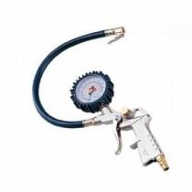 Gres Yağlı hava lastik şişirme tabancası kompresörü hava saati