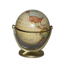 Dönen Dünya Küre Standlı Dünya