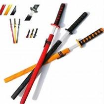 70 cm Ahşap Samuray Kılıcı Ahşap Kılıç