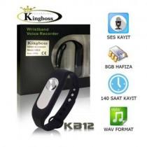 Kingboss Bileklik S Kayıt Cihazı 8GB