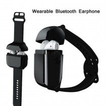 A01 Tws Bluetooth Kulaklık Kola Takmalı Şarj Docklu Model